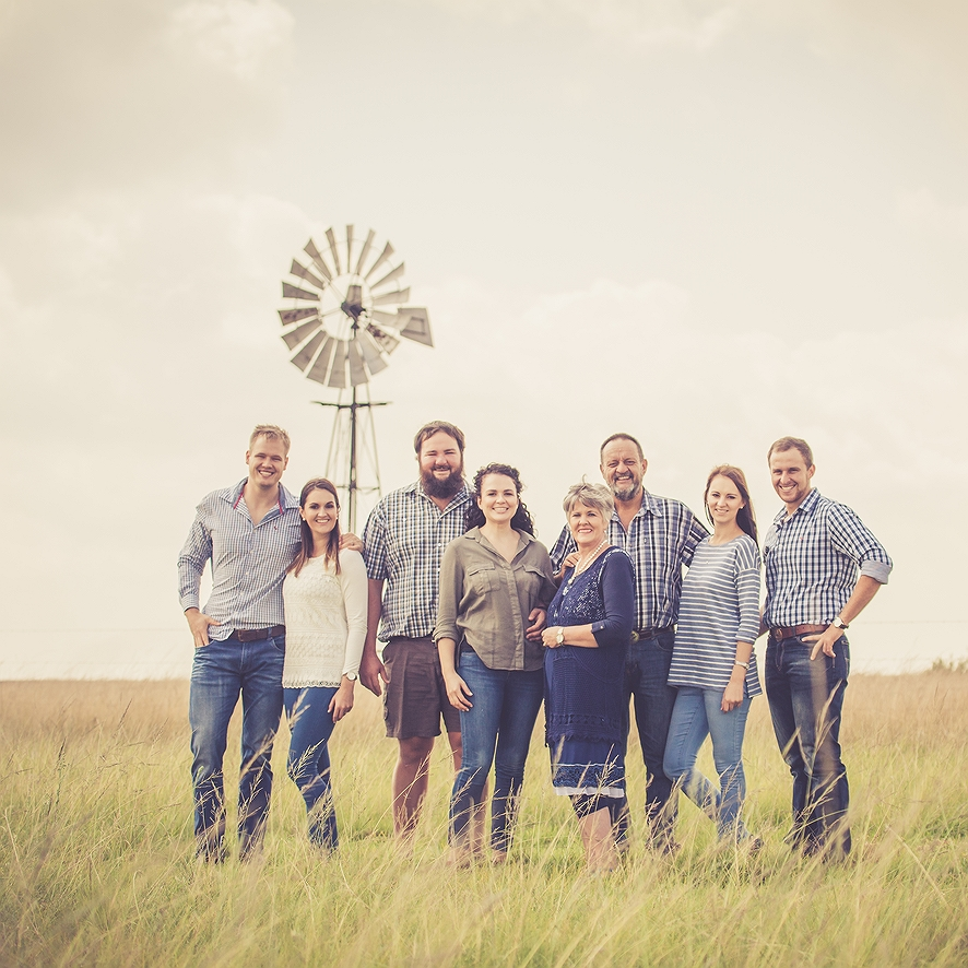 The Van Aardt Family | Location