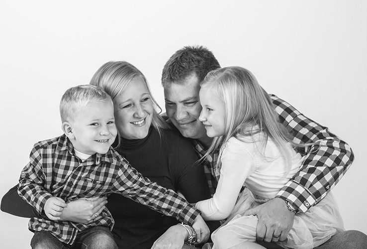 Venter Family | Studio