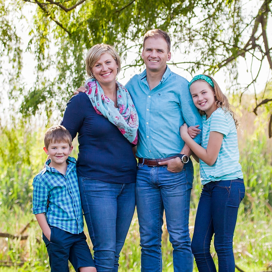 Van Deventer Family | Location