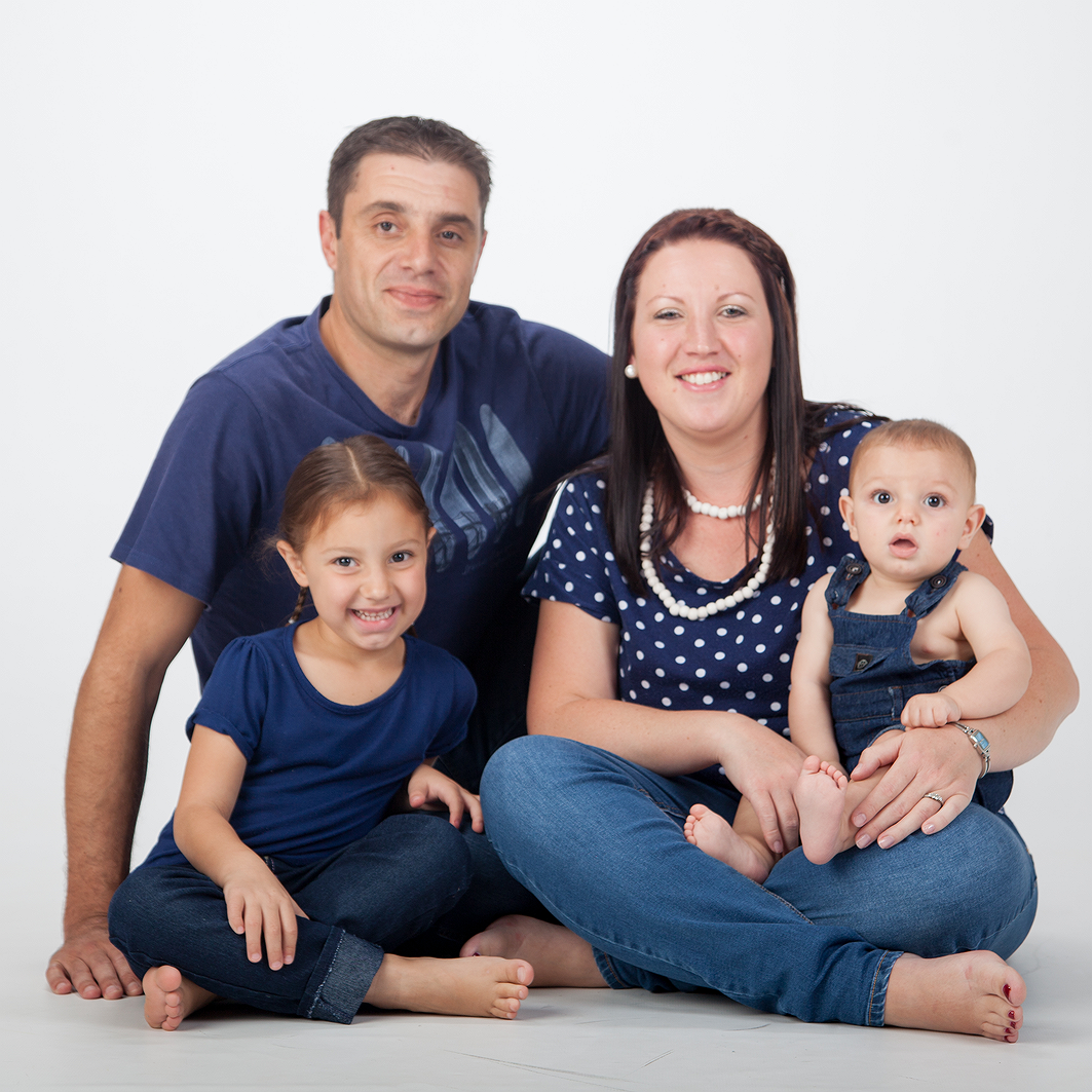 The Keyser Family | Studio