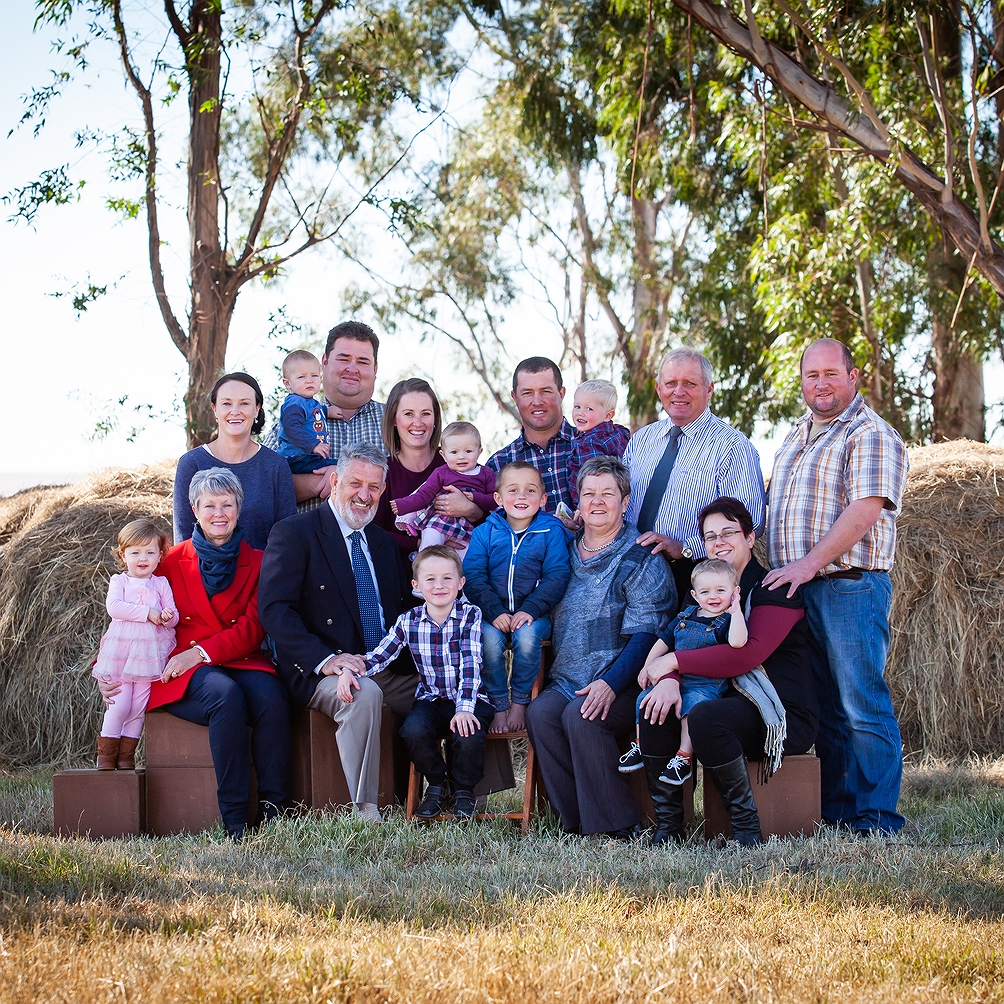 The Big Blignaut Family | Location