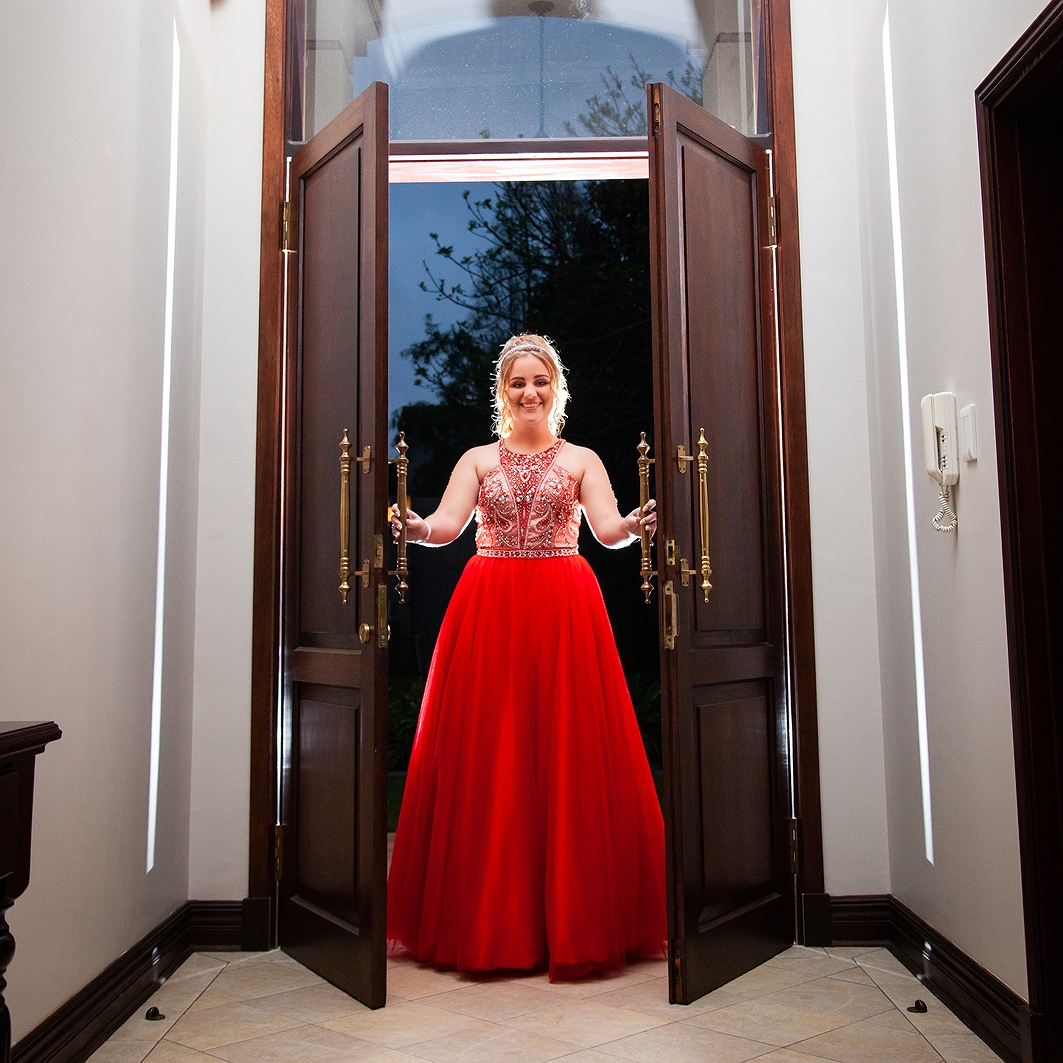 Eliz-Mari | Matric Farewell