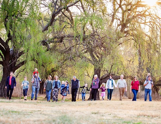 De Klerk Family | Location