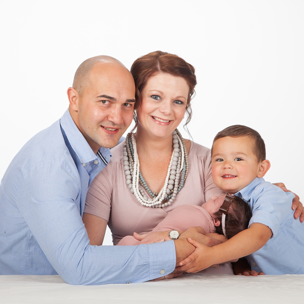 Cawood Family | Studio