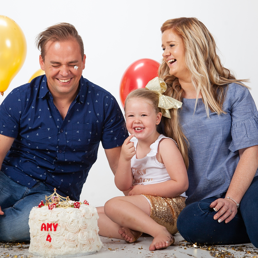Amy turns 4 | Studio
