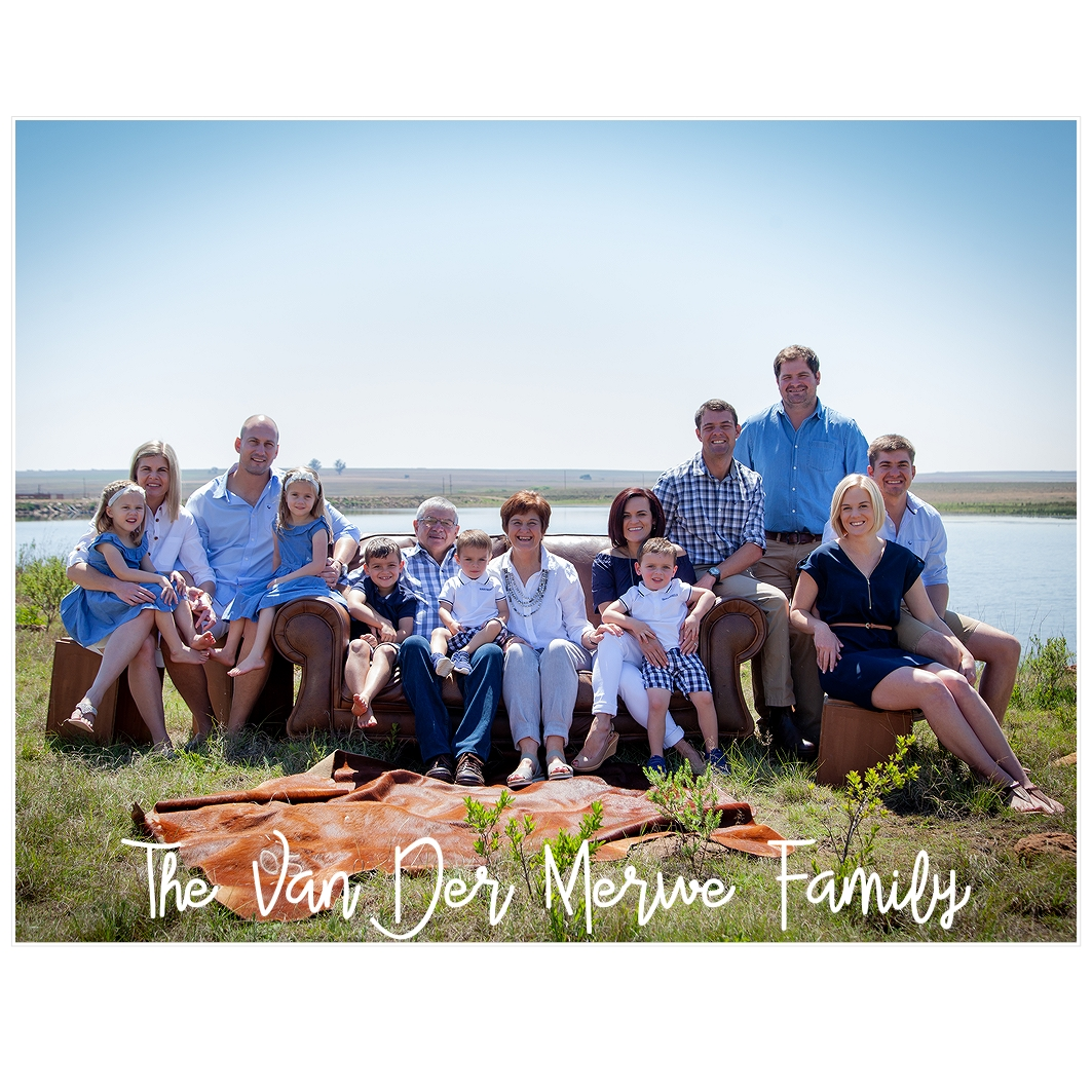 Van der Merwe Family | Location