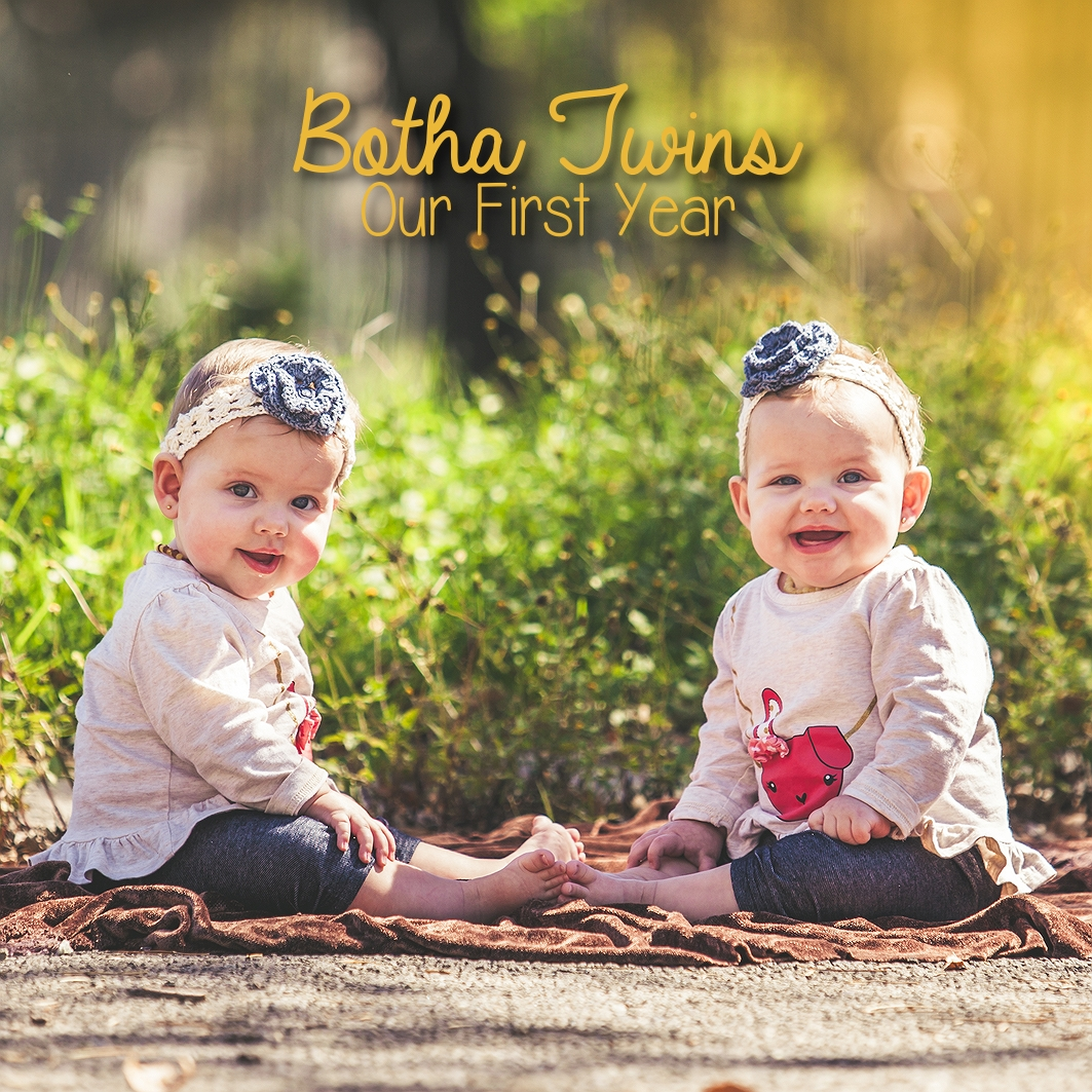 The Botha Twins | Album Design